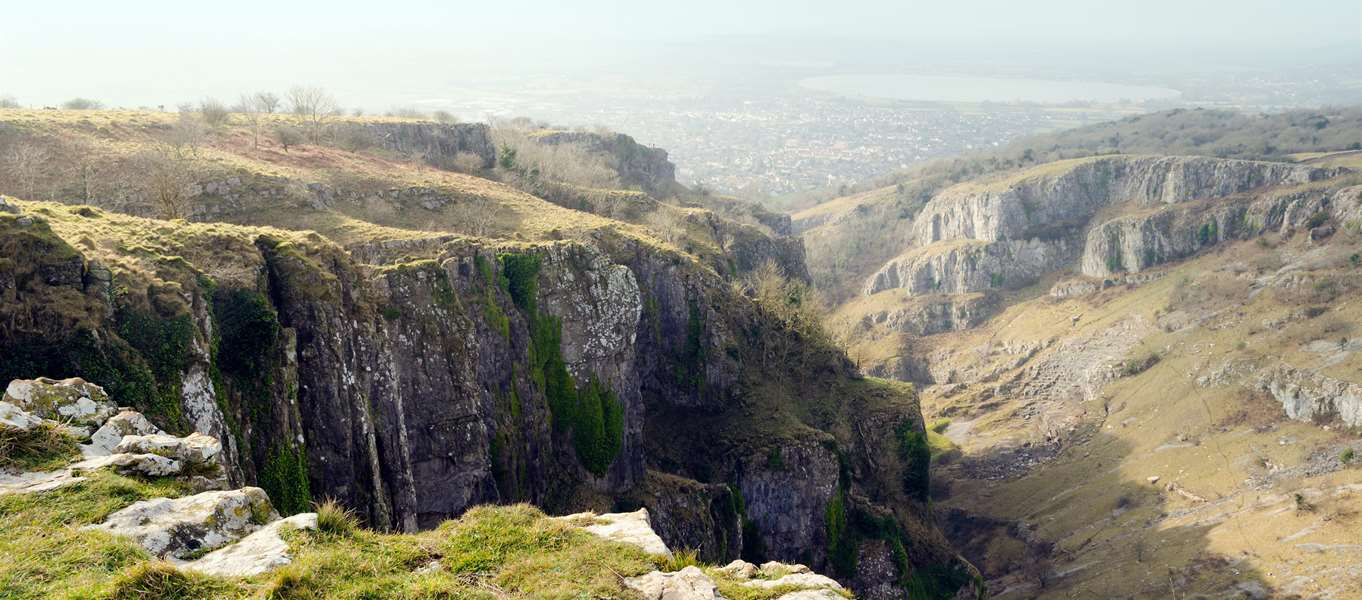 Campsites Near Cheddar Gorge In Somerset