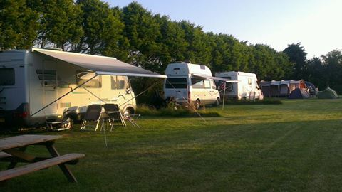 Penzance Campsites And And Caravan Sites Cornwall West Autos Post