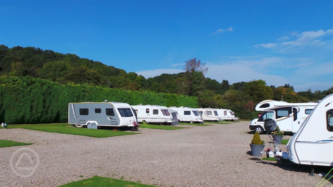Orleton Rise Holiday Home Park In Ludlow Shropshire