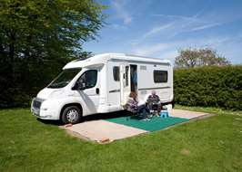 Adult Dog Friendly Camping South Devon