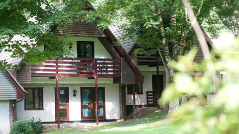 Tolroy Manor Holiday Park Accommodation