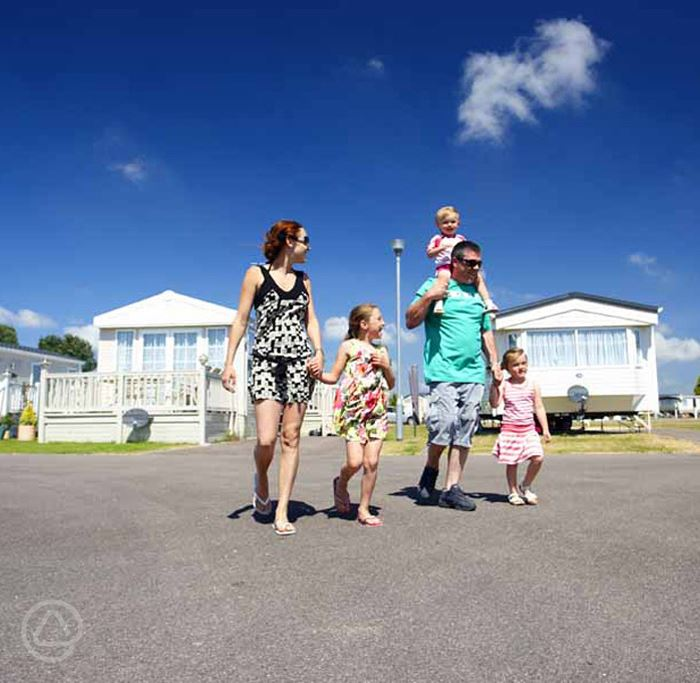 Seawick Holiday Park In Clacton-on-Sea, Essex