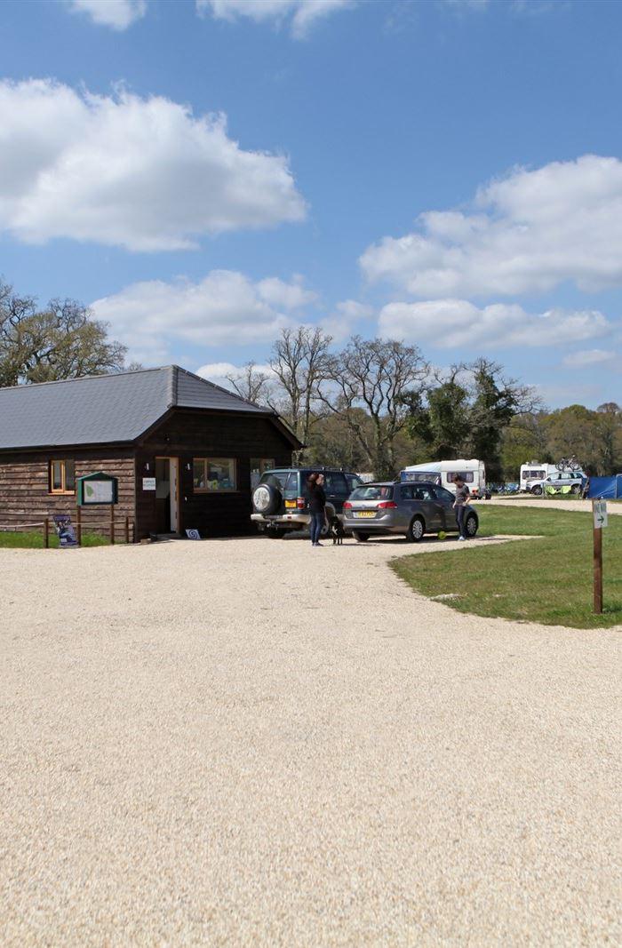 Long Meadow Campsite in Brockenhurst, Hampshire ...