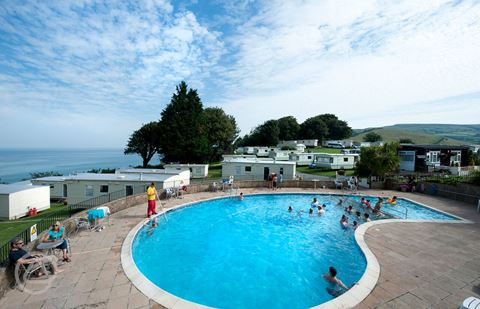 Campsites With Swimming Pools Near Ilfracombe Devon