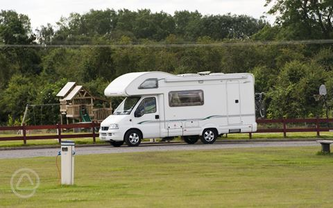 Conkers national forest camping and caravanning club site for National motor club phone number