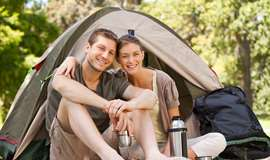 Adult only campsites