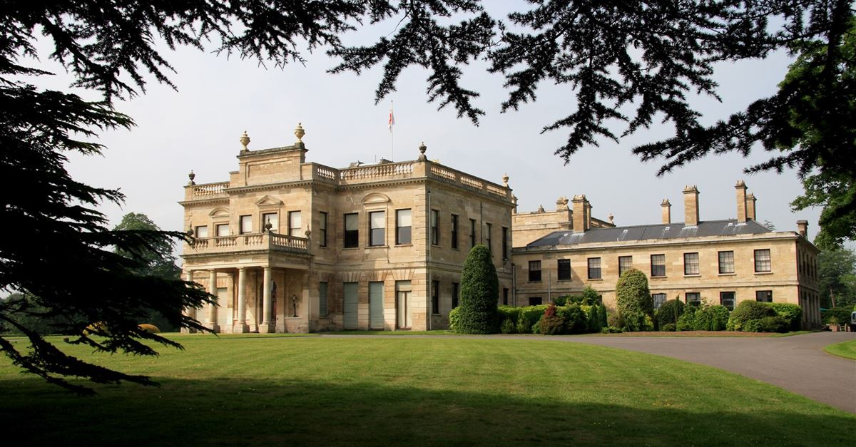 Stately Homes For Sale Yorkshire