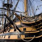 HMS Victory in the Portsmouth Historic Dockyard