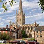 Norwich Cathedral is free to visit