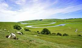 Cuckmere River Meanders, East Sussex