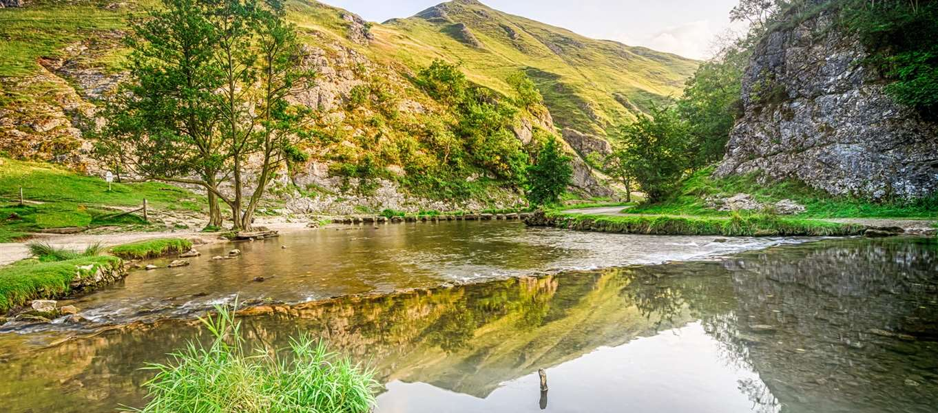 Campsites in derbyshire peak district best camping in for Best places to go fishing near me