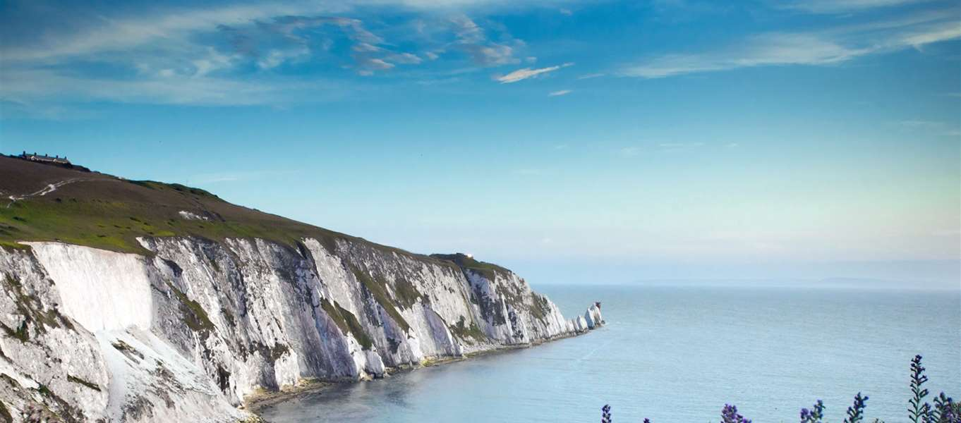 Campsites on the Isle of Wight  Best camping on the Isle of Wight