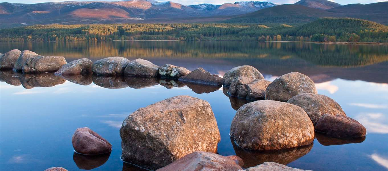 Campsites in the Cairngorms