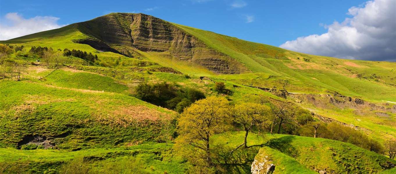 Campsites that allow fires in the Peak District