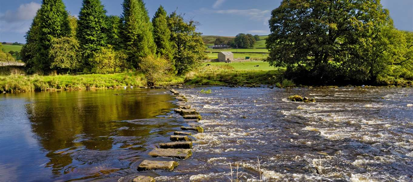 Campsites That Allow Fires In The Yorkshire Dales