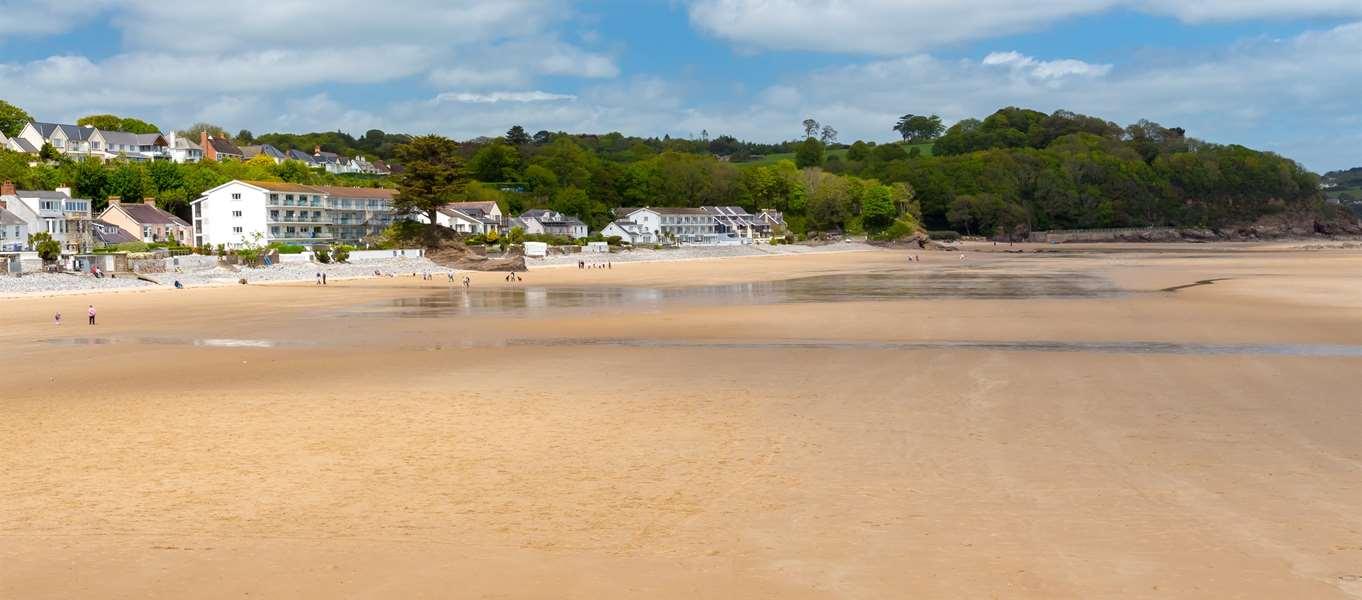 Glamping In Wales Near Beach