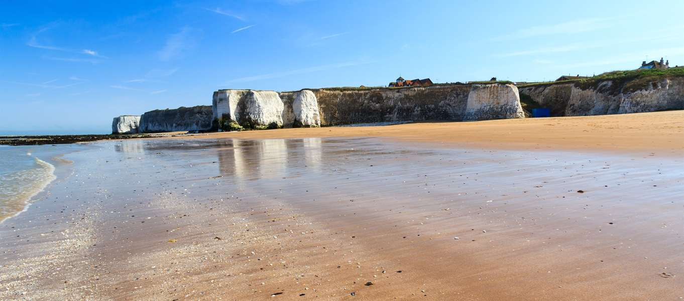 Botany Bay at Broadstairs, Kent