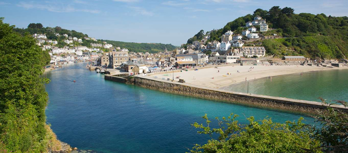 Looe Campsites Best Sites For Camping In Looe Cornwall