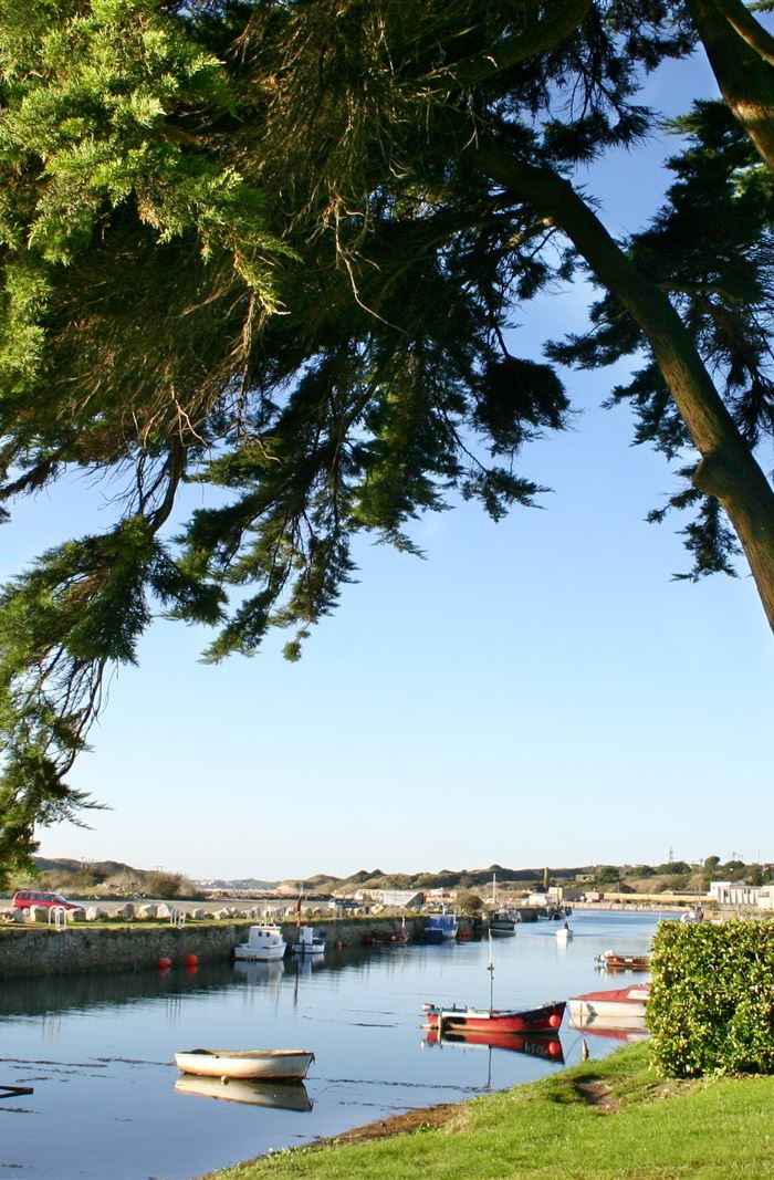Campsites With Swimming Pools Near Hayle Cornwall